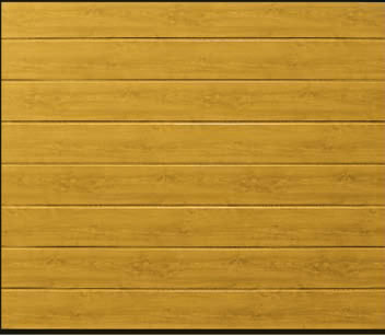 Garador Linear Light Oak